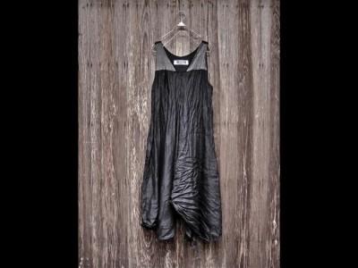 Linen dress 3