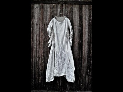 HALLELUJAH 2014.5. Linen dress