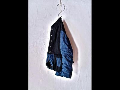 18世紀ポケット リネンジャケット